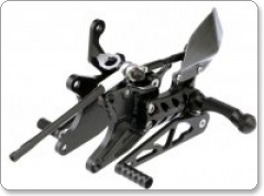 Suzuki GSXR750 Gilles Rearsets (with reversible shift option)
