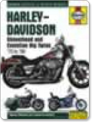 Haynes  Harley Davidson Shovelhead & Evolution Big Twins 70-99 Manual