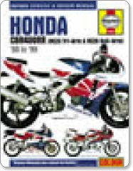 Haynes Honda CBR400RR Fours 88-99 Manual