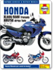 Haynes CBR600F2 & F3 Fours 91-98 Manual