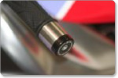 Aprilia Bar End Sliders by R&G