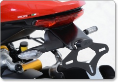 Ducati Monster 1200R '16- (LP0191BK) Tail Tidy