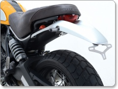 Ducati Scrambler Classic '15- (Brushed Stainless Steel) (LP0187SS) R&G Tail Tidy