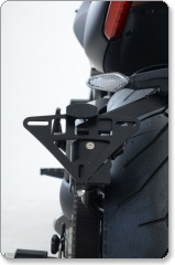 Ducati XDiavel and XDiavel S '16- (LP0199BK) R&G Tail Tidy