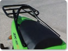 Kawasaki ZX10R Renntec Sports Racks