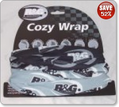 Cozy Wrap Neck Warmer- Twin Pack by R&G Racing