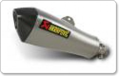 Akrapovic Exhaust BMW K1300R 09