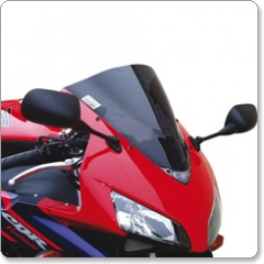 Suzuki SV650S 1999-2002 & 2003-2008 Double Bubble Screens