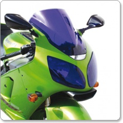 Suzuki GSXR750 Double Bubble Screens