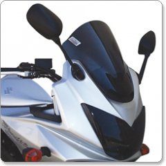 Yamaha FZR400R Double Bubble Screen