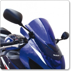 Yamaha YZF600 Thundercat Double Bubble Screen