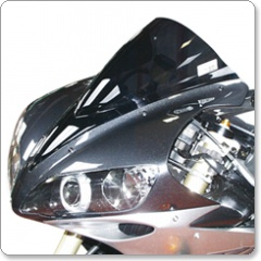 Yamaha YZF1000 Thunderace Double Bubble Screens