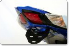 Suzuki GSXR1000 2007-08 Onwards R&G Tail Tidy