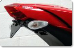 Ducati Streetfighter 848 R&G Tail Tidy