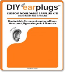 DIY Ear Plugs from R&G