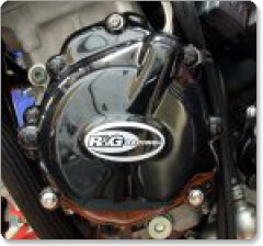 Suzuki GSXR1000 2007-2008 K7-K8 Crankcase Cover (LHS), Clutch Cover (RHS) & Idle Gear/Starter Co