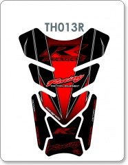 Honda Racing Quadrapad Red Tank Pad