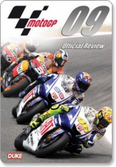 Moto GP 2009 Review DVD