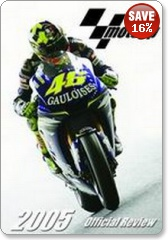 Moto GP 2005 Review DVD