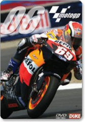 Moto GP 2006 Review DVD
