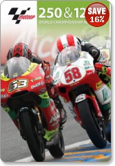 Moto GP 125 & 250cc 2008 Review DVD