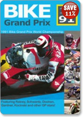 Bike Grand Prix Review 1991