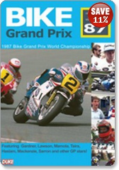 Bike Grand Prix 1987 DVD