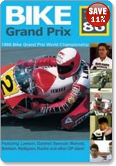 Bike Grand Prix 1986 DVD