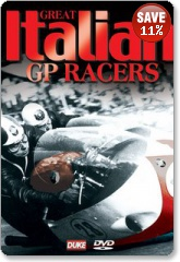 Great Italian GP Racers DVD