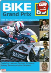 Bike Grand Prix 1989 DVD