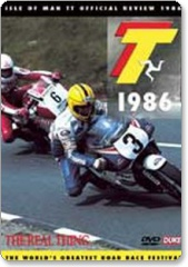 TT 1986 the Real Thing DVD