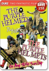 The Complete Purple Helmets ( 2 Disc Set) DVD