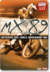 Motocross Championship Review 1989 DVD