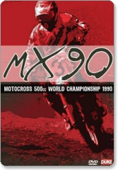 Motocross Championship Review 1990 DVD