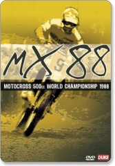 Motocross Championship Review 1988 DVD