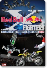 Red Bull X Fighters 2009 DVD