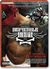 Deegan Disposable Hero DVD