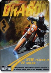 Bit By the Dragon DVD