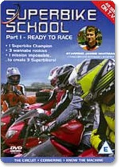 Superbike School Part 1 Ready to Race DVD