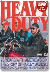 Heavy Duty DVD
