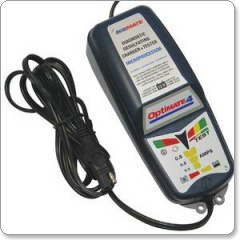 Optimate 4 Desulphating Battery Charger