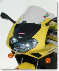 Aprilia RSV4 Factory 2009-2013 Ermax Aeromax Screen