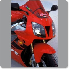 Honda VTR1000 SP1 & SP2 2000-2007 Ermax Aeromax Screen