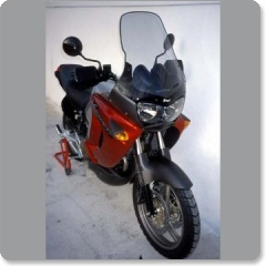 Honda XL1000V Varadero 1999-2002 Ermax HPHIGH SCREEN + 10 CM (TOTAL HEIGHT 63 CM)