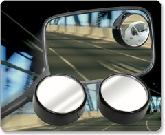 Blind Spot Mirrors - Pair