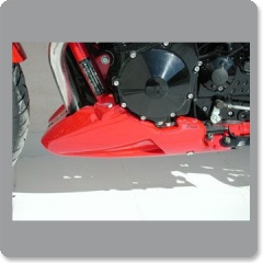 Suzuki GSF650 Bandit 2005-2006 Belly Pan by Ermax
