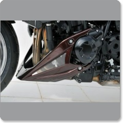 Kawasaki Z1000 2010-2013and 2014-2015 Ermax Belly Pan