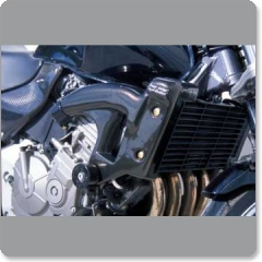 Honda CB600 Hornet 1998-2002 Radiator Scoops (Pair) by Ermax