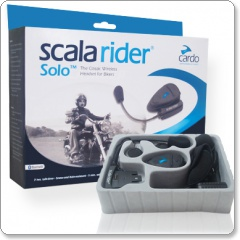 Scala Rider Solo Bluetooth Handsfree