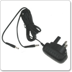 Scala UK Travel Charger (Dual Plug)